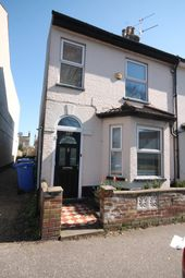 Thumbnail 3 bedroom end terrace house to rent in London Road South, Lowestoft