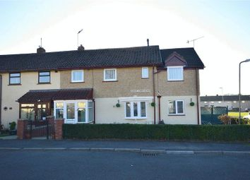 Thumbnail 3 bed end terrace house for sale in Court Farm Road, Llantarnam, Cwmbran