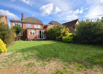 Thumbnail 4 bed detached house to rent in Nightingale Road, Hampton