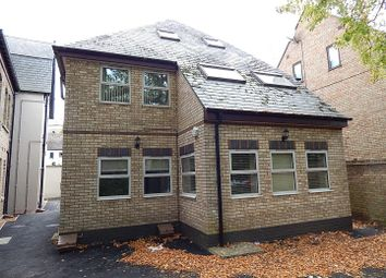 Thumbnail 1 bed property to rent in Grammar School Walk, Huntingdon