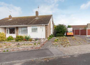 Thumbnail 2 bedroom semi-detached bungalow for sale in Cunningham Crescent, Birchington