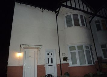 Thumbnail 2 bed flat to rent in Guilford Road, Stoneygate, Leicester