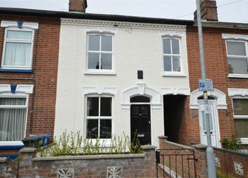 Thumbnail 3 bed terraced house for sale in Cozens Road, Norwich