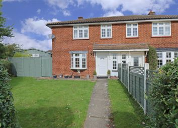 Thumbnail 3 bed semi-detached house for sale in Crown Road, Borehamwood