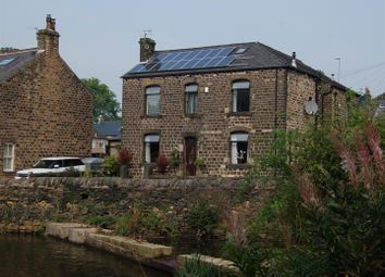 Thumbnail 5 bed semi-detached house for sale in Church Road, Uppermill, Oldham
