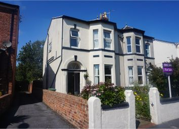 Thumbnail 4 bed semi-detached house for sale in Linaker Street, Southport