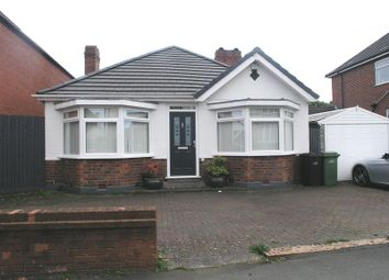 Thumbnail 3 bed detached bungalow for sale in Springfield Road, Halesowen