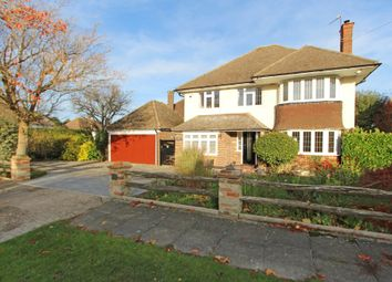 Thumbnail 5 bed detached house to rent in Yewlands Close, Banstead