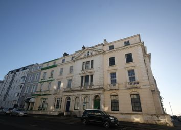 Thumbnail 1 bed flat to rent in Citadel Road, The Hoe, Plymouth