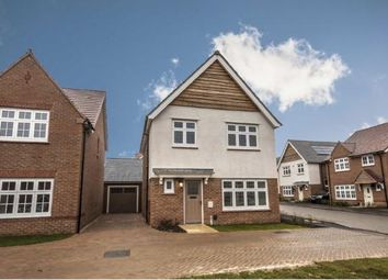 Thumbnail 3 bed detached house to rent in Nicholas Road, Barton Seagrave