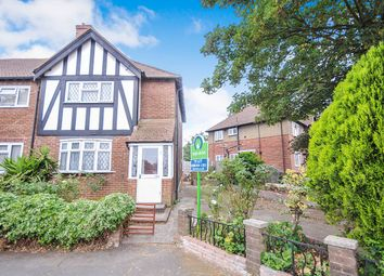 Thumbnail 3 bed terraced house to rent in Gregory Crescent, London