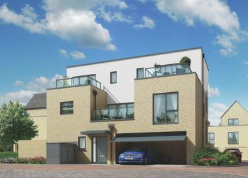 Thumbnail Terraced house for sale in Hylton House, St Clements Avenue, Harold Wood, Romford