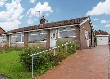 Thumbnail 2 bed semi-detached bungalow to rent in Elland Close, Unsworth, Bury