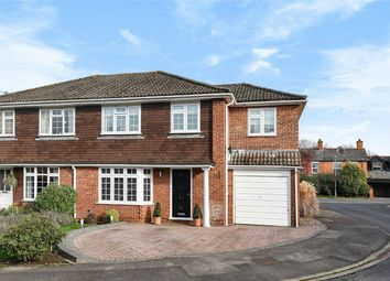 Thumbnail 4 bed semi-detached house for sale in 35 Summerfield Close, Wokingham, Berkshire