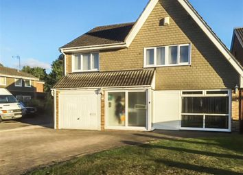 Thumbnail 5 bed detached house for sale in Fairlawn, Liden, Swindon