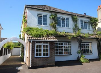 Thumbnail 6 bedroom detached house for sale in Barnes Road, Ensbury Park, Bournemouth