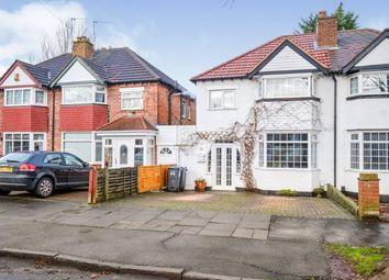 3 bed semi-detached house for sale in Allendale Road, Birmingham, West Midlands, . B25
