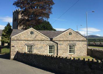 Thumbnail 3 bed property for sale in Llanbeblig Road, Caernarfon, Gwynedd