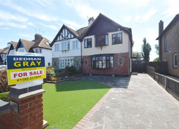 Thumbnail 3 bedroom semi-detached house for sale in Lifstan Way, Southend On Sea, Essex