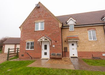Thumbnail 3 bed end terrace house for sale in Kimblewick Lane, Spalding