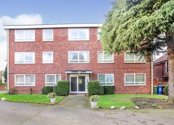 Thumbnail 2 bed flat for sale in Cedar Lawn, Aaron Court, Cheadle Hulme, Cheshire