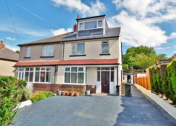 Thumbnail 4 bedroom semi-detached house for sale in Glenview Avenue, Bradford