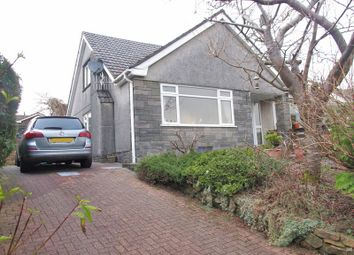 Thumbnail 3 bed detached bungalow for sale in Coed Cae, Ebbw Vale