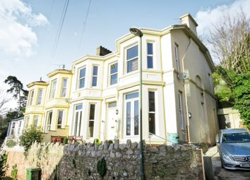 Thumbnail 5 bedroom end terrace house for sale in Thurlow Road, Torquay