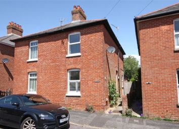 Thumbnail 2 bed semi-detached house for sale in Lymington, Hampshire