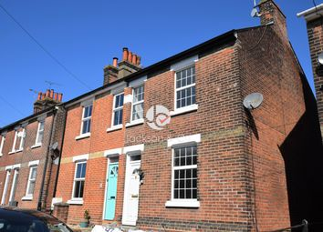 Thumbnail 2 bed semi-detached house to rent in Three Crowns Road, Colchester