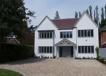 Thumbnail 5 bed detached house for sale in Jervis Crescent, Four Oaks, Sutton Coldfield