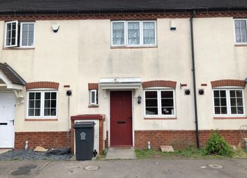 Thumbnail 2 bed terraced house to rent in Oxon Way, Leicester