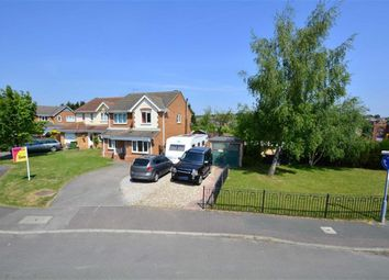 Thumbnail 5 bed detached house for sale in Lancelot Court, South Elmsall, Pontefract, West Yorkshire