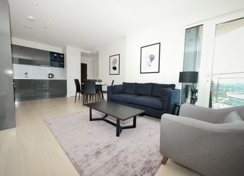 Thumbnail 1 bed flat to rent in Glasshouse Gardens, Cassia Point, Stratford