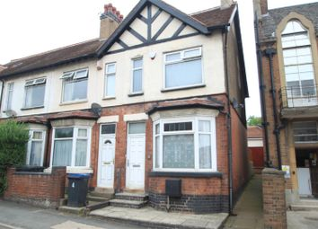 Thumbnail 2 bedroom end terrace house for sale in Hollycroft, Hinckley