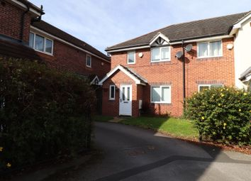 Thumbnail 3 bed town house to rent in Cygnet Close, Brampton Bierlow, Rotherham