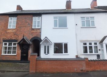 Thumbnail 3 bed terraced house to rent in Coleshill Rd, Atherstone