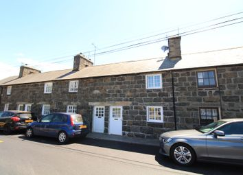 Thumbnail 2 bed cottage for sale in Post Office Terrace, Abererch
