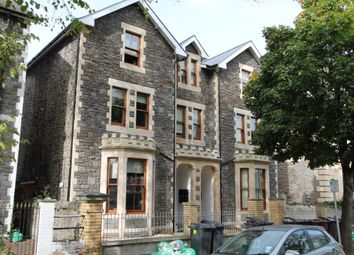 Thumbnail 2 bed flat to rent in The Walk, Cardiff