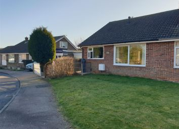 2 bed semi-detached bungalow for sale in Fern Close, Hawkinge, Folkestone Kent CT18