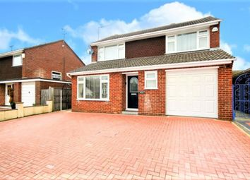 Thumbnail 4 bed detached house for sale in Lytchett Way, Poole, Dorset BH165Ls