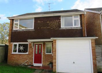 Thumbnail 4 bedroom detached house for sale in Park Close, Burgess Hill