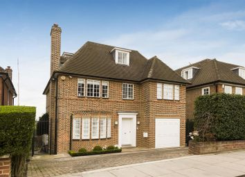 Thumbnail 5 bed detached house for sale in Church Mount, London