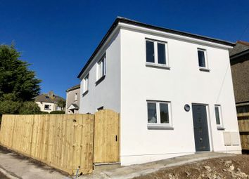 Thumbnail 3 bed detached house for sale in The Beacon, Falmouth