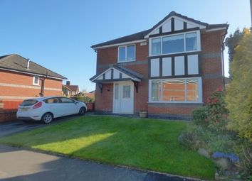 Thumbnail 4 bed detached house to rent in Old Gates Drive, Blackburn