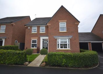 Thumbnail 4 bed detached house for sale in Ventura Drive, Great Sankey, Warrington