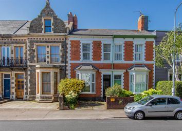 3 bed terraced house for sale in Romilly Crescent, Canton, Cardiff CF11