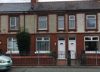 2 bed terraced house for sale in Broxton Terrace, New Road, Wrexham LL11