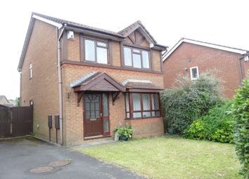 Thumbnail 3 bed detached house for sale in Whinsands Close, Fulwood, Preston