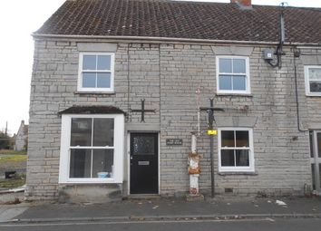 Thumbnail 3 bed end terrace house to rent in West Street, Somerton